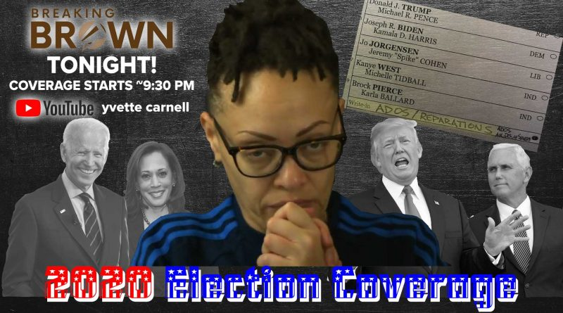 Election Night Coverage on Breaking Brown (youtube.com)
