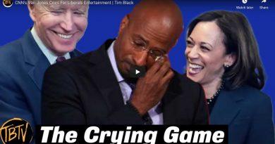 CNN's Van Jones Cries For Liberals Entertainment | Tim Black – TBTV (youtube.com)
